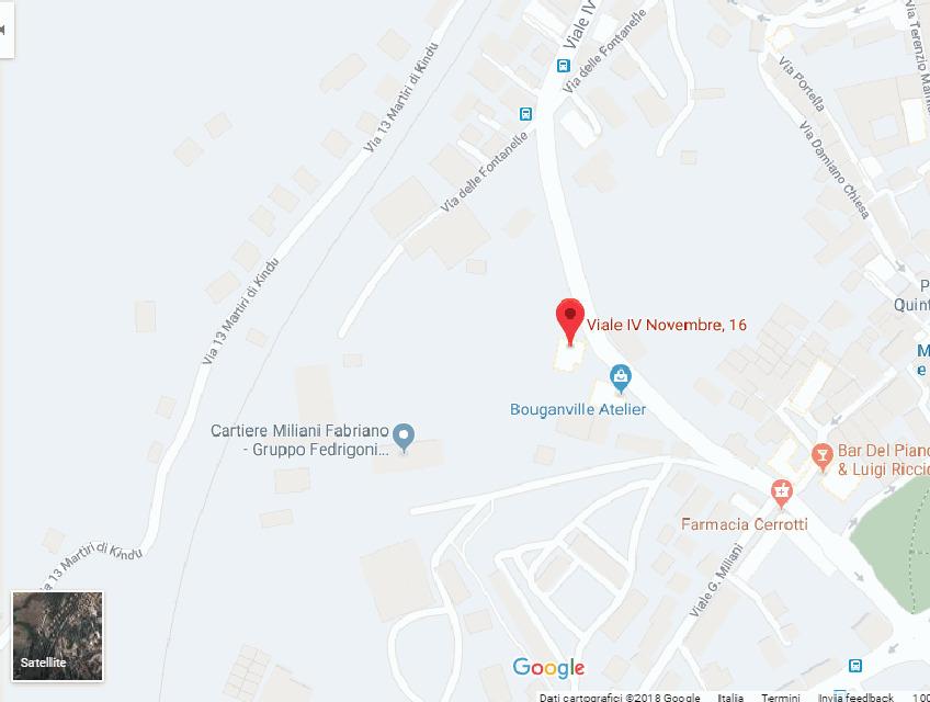 Praugest mappa Fabriano