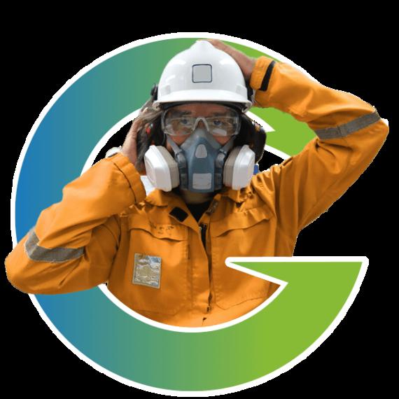 Lavoro con gas tossici
